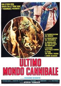 O Último Mundo dos Canibais - Poster / Capa / Cartaz - Oficial 6