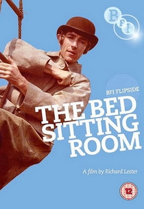 The Bed Sitting Room - Poster / Capa / Cartaz - Oficial 1