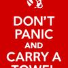 42 maneiras fantasticamente nerds de usar sua toalha | Caco na Cuca