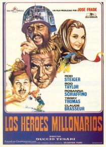 Os Heróis - Poster / Capa / Cartaz - Oficial 1