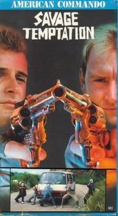 American Commando 3: Savage Temptation - Poster / Capa / Cartaz - Oficial 1