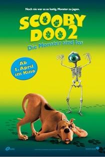 Scooby-Doo 2: Monstros à Solta - Poster / Capa / Cartaz - Oficial 17