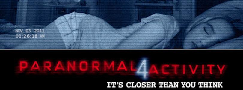 GARGALHANDO POR DENTRO: Notícia | Novo Comercial de Atividade Paranormal 4