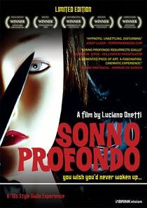 Sonno Profondo - Poster / Capa / Cartaz - Oficial 1
