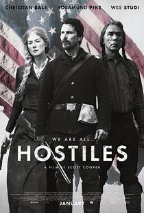 Hostis - Poster / Capa / Cartaz - Oficial 2