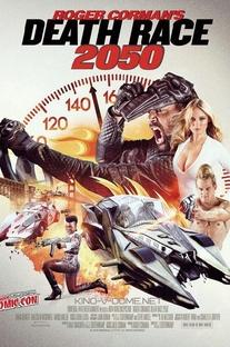 Corrida Mortal 2050 - Poster / Capa / Cartaz - Oficial 3