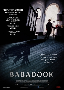 O Babadook - Poster / Capa / Cartaz - Oficial 3