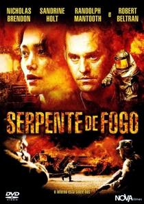 Serpente de Fogo - Poster / Capa / Cartaz - Oficial 3