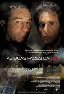 As Duas Faces da Lei - Poster / Capa / Cartaz - Oficial 1