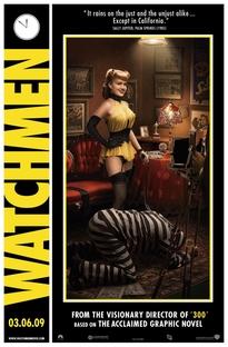 Watchmen: O Filme - Poster / Capa / Cartaz - Oficial 17
