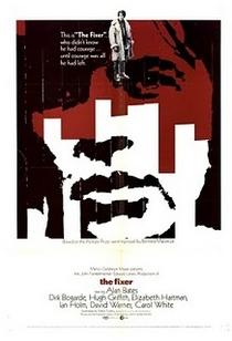 O Homem de Kiev - Poster / Capa / Cartaz - Oficial 1