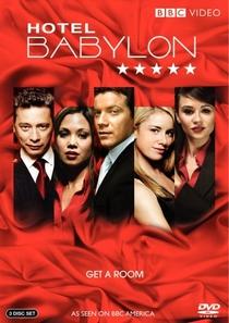 Hotel Babylon (1ª Temporada) - Poster / Capa / Cartaz - Oficial 1