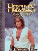 Hércules: A Lendária Jornada (4ª Temporada) - Poster / Capa / Cartaz - Oficial 2