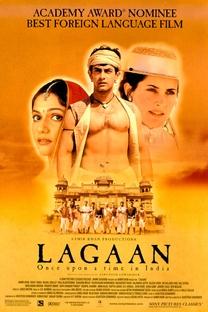 Lagaan: Era uma Vez na Índia - Poster / Capa / Cartaz - Oficial 3