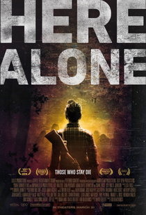 Here Alone - Poster / Capa / Cartaz - Oficial 1