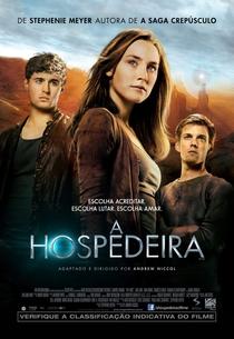 A Hospedeira - Poster / Capa / Cartaz - Oficial 4