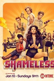 Shameless (US) (6ª Temporada) - Poster / Capa / Cartaz - Oficial 1