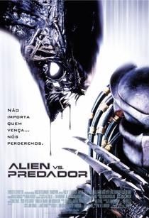 Alien vs. Predador - Poster / Capa / Cartaz - Oficial 1