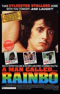 Rainbo - Deu a Louca no Sylvester Stallone - Poster / Capa / Cartaz - Oficial 1