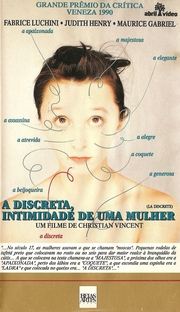 A Discreta Intimidade de uma Mulher - Poster / Capa / Cartaz - Oficial 2