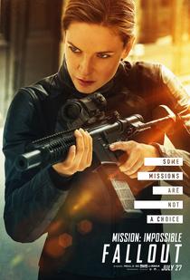 Missão: Impossível - Efeito Fallout - Poster / Capa / Cartaz - Oficial 8