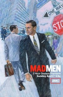 Mad Men (6ª Temporada) - Poster / Capa / Cartaz - Oficial 1