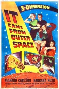 A Ameaça Que Veio do Espaço - Poster / Capa / Cartaz - Oficial 2