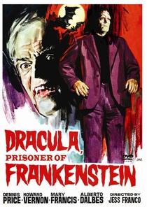 Dracula: Prisoner of Frankenstein - Poster / Capa / Cartaz - Oficial 2