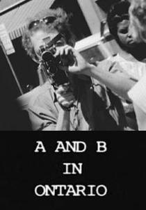 A and B in Ontario - Poster / Capa / Cartaz - Oficial 1