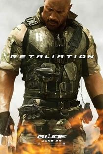 G.I. Joe: Retaliação - Poster / Capa / Cartaz - Oficial 6