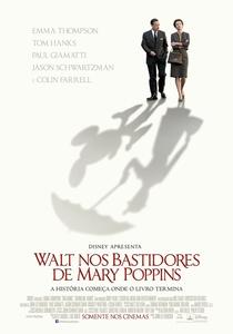 Walt nos Bastidores de Mary Poppins - Poster / Capa / Cartaz - Oficial 2