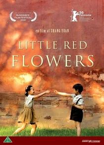 Pequenas Flores Vermelhas - Poster / Capa / Cartaz - Oficial 1