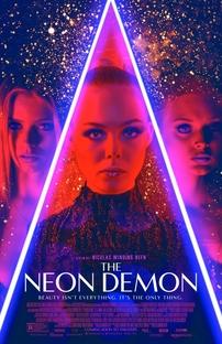 Demônio de Neon - Poster / Capa / Cartaz - Oficial 1