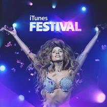 Lady Gaga iTunes Festival - Poster / Capa / Cartaz - Oficial 1
