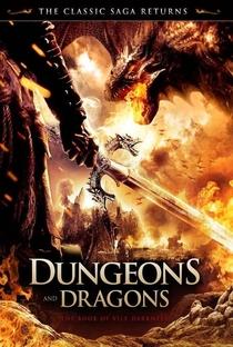 Dungeons & Dragons 3 - O Livro Da Escuridão - Poster / Capa / Cartaz - Oficial 1