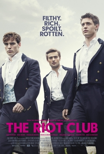 The Riot Club - Poster / Capa / Cartaz - Oficial 1