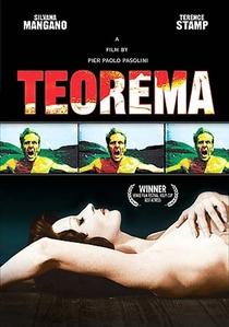 Teorema - Poster / Capa / Cartaz - Oficial 1