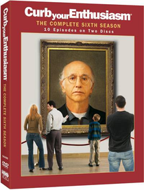 Curb Your Enthusiasm (6ª Temporada) - Poster / Capa / Cartaz - Oficial 2