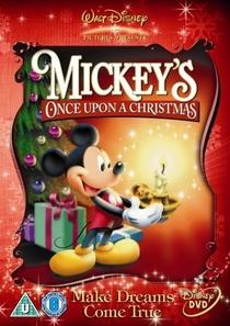 Aconteceu no Natal do Mickey - Poster / Capa / Cartaz - Oficial 3