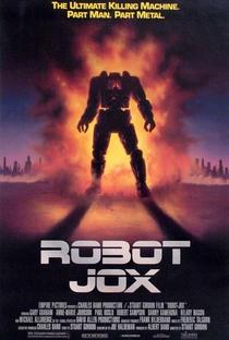 Robo Jox - Os Gladiadores Do Futuro - Poster / Capa / Cartaz - Oficial 3
