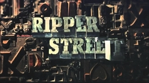 Ripper Street (5ª Temporada) - Poster / Capa / Cartaz - Oficial 6