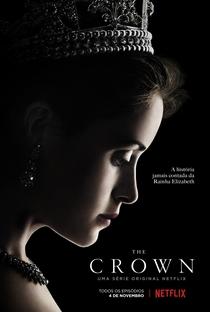 The Crown (1ª Temporada) - Poster / Capa / Cartaz - Oficial 2