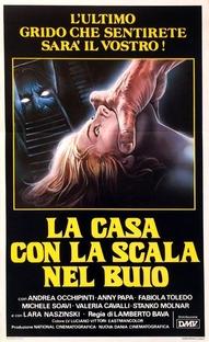 Uma Lâmina na Escuridão - Poster / Capa / Cartaz - Oficial 4