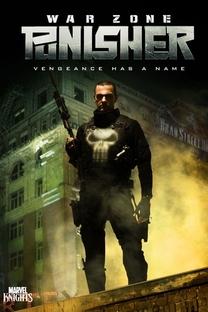 O Justiceiro: Em Zona de Guerra - Poster / Capa / Cartaz - Oficial 4