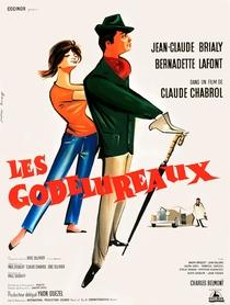 Les Godelureaux - Poster / Capa / Cartaz - Oficial 1
