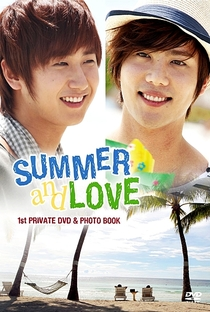 Summer and Love - Poster / Capa / Cartaz - Oficial 1