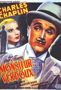 Monsieur Verdoux - Poster / Capa / Cartaz - Oficial 2