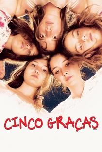 Cinco Graças - Poster / Capa / Cartaz - Oficial 8