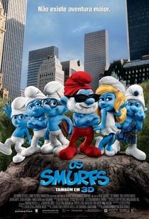 Os Smurfs - Poster / Capa / Cartaz - Oficial 15