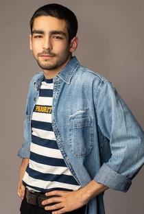 Omar Ayuso - Poster / Capa / Cartaz - Oficial 2